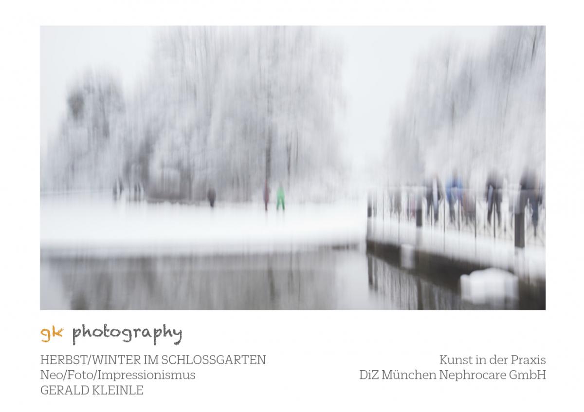 2018/11 Herbst/Winter im Schlossgarten – Kunst in der Praxis